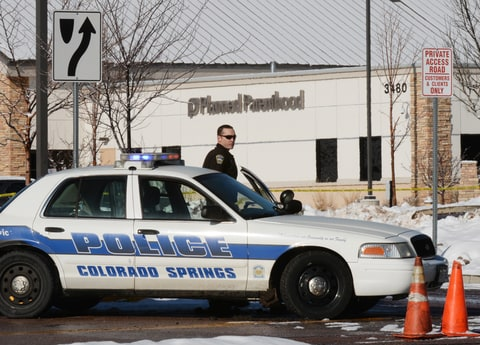 Planned Parenthood; Colorado Spings