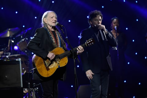 Willie Nelson; Lennon; Birthday; 75th