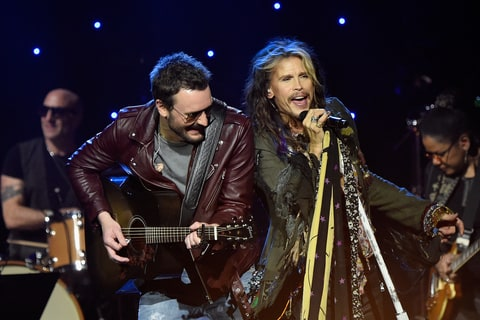 Eric Church; Steven Tyler; Lennon; Birthday