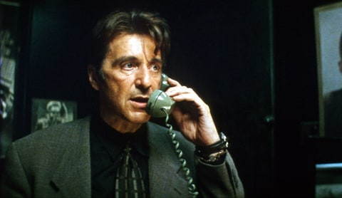 heat at michael mann on making a crime drama classic all pacino as detective vincent hanna in heat photofest