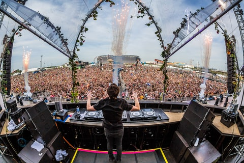 Electric Daisy Festival; 2015