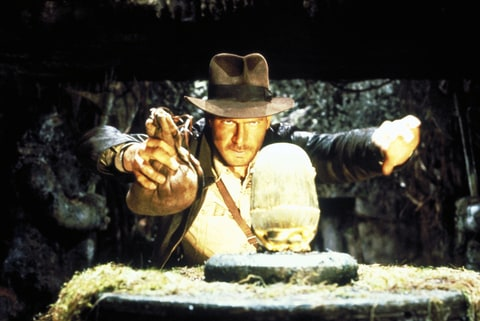 Indiana Jones; Ford; Q&A