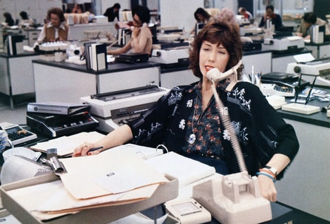 9 to 5; Lily Tomlin