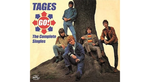 Tages, Go; The Complete Singles