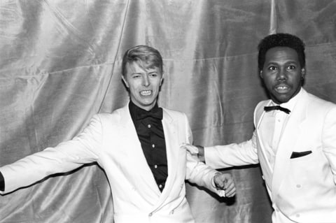 David Bowie; Nile Rodgers