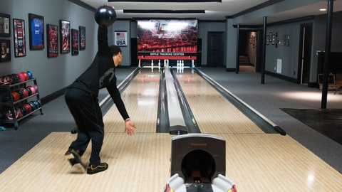 Mookie Betts; Bowling