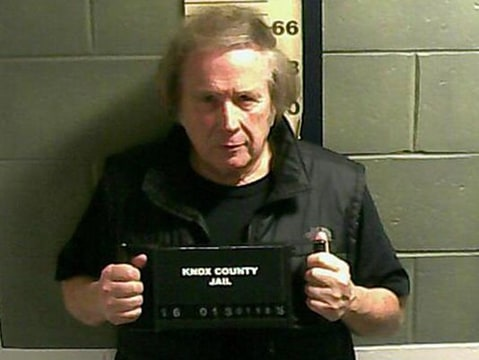 Don McLean Pleads Guilty to Domestic Violence news