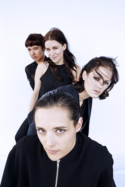 Savages Band; press 2015
