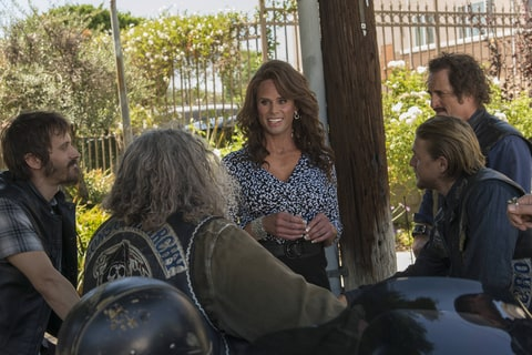 Walton Goggins; Sons of Anarchy