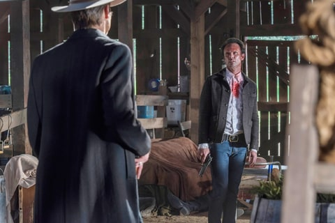 Walton Goggins; Justified