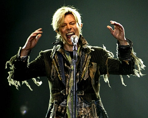 David Bowie; Reality Tour