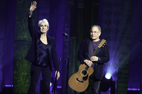 Joan Baez; Paul Simon