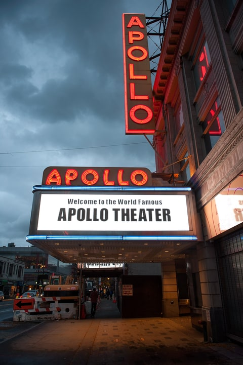 Apollo Theater; Amateur Nite; Amateur Night