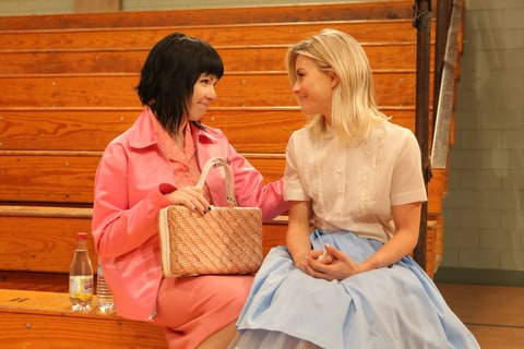 Carly Rae Jepsen; Grease; Live; Julianne Hough