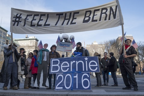 Bernie; March