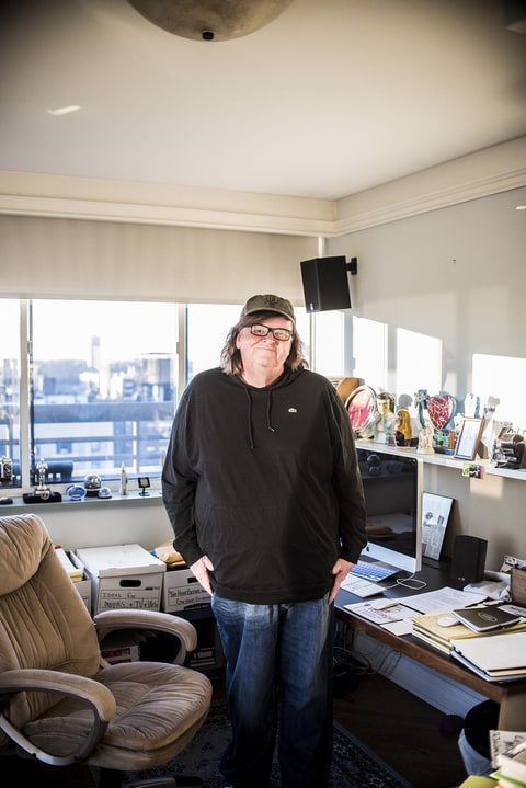 Michael Moore; Office