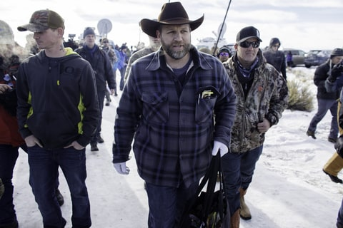 Ammon Bundy; Oregon