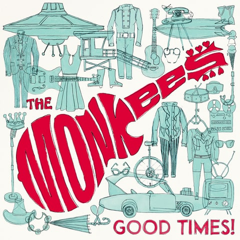 Monkees Cover Art