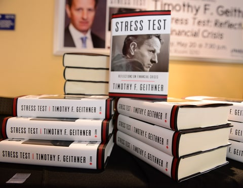 Tim Geithner; Stress Test