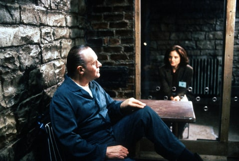 Silence of the lambs; hopkins