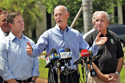 Rick Scott; Solar Energy; Florida