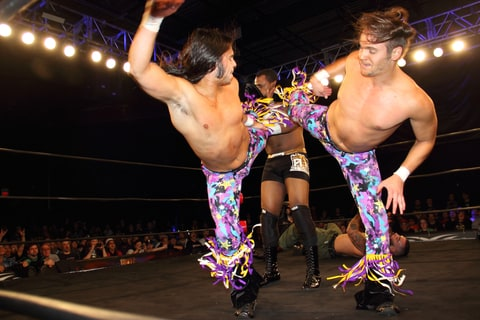 Ring of Honor; Jay Lethal; Dalton Castle; Youjng Bucks