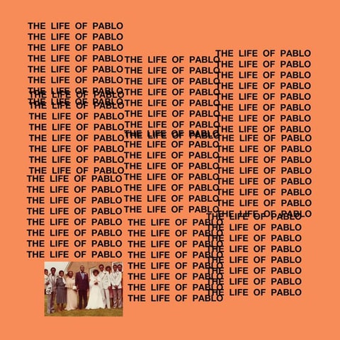 Kanye West; The Life of Pablo