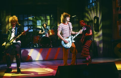 Replacements; Disastrous; Saturday Night Live; Debut