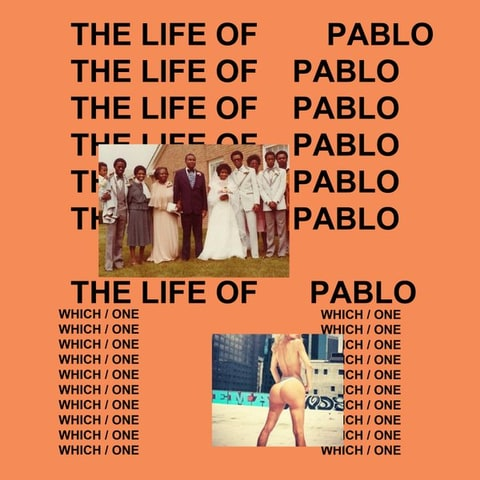 Kanye West; My life of Pablo; New Album