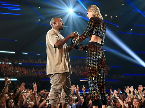 Kanye West; Taylor Swift