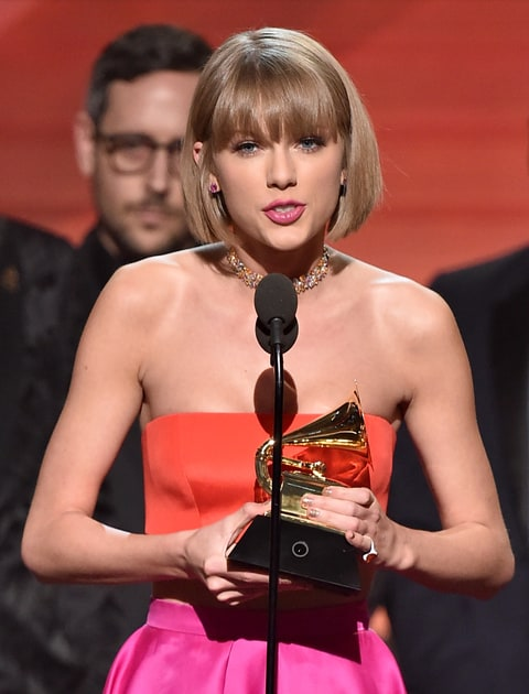Taylor Swift; Grammy 2016; Best; Worst