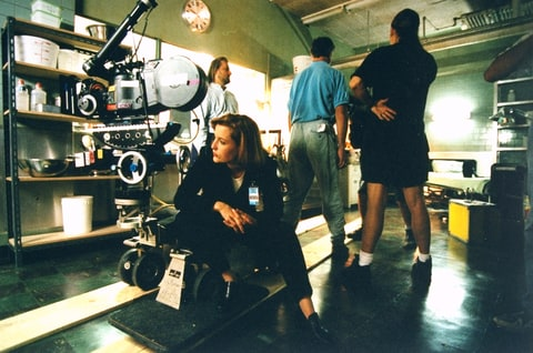 X-Files; Gillian Anderson; Behind the Scene; First Season