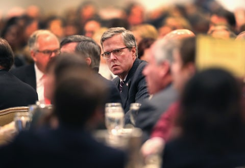 Jeb Bush; Chicago; 2015; Iraq