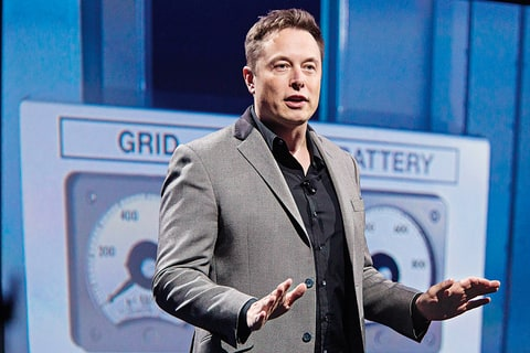 Elon Musk; Artificial Intelligence