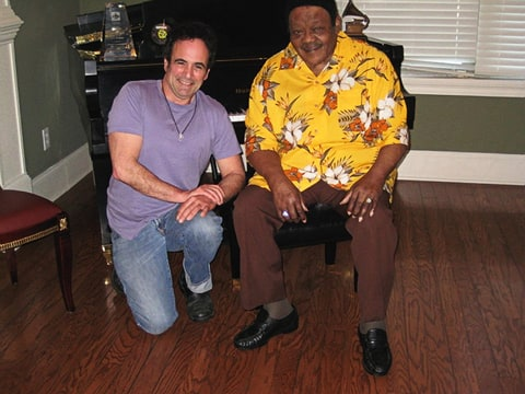 Joe Lauro; Fats Domino