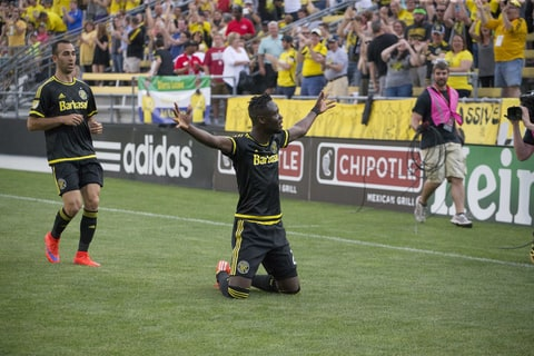 Kei Kamara; MLS WORKS Humanitarian of the Year Award