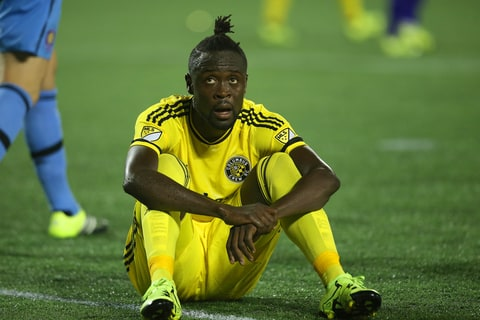 Kei Kamara; MLS SuperDraft