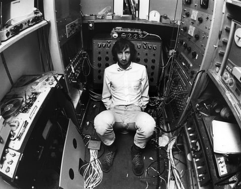 Pete Townshed; The Who