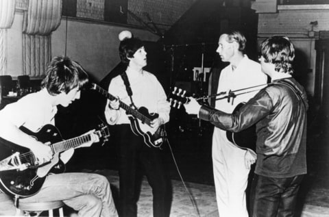 Beatles; George Martin
