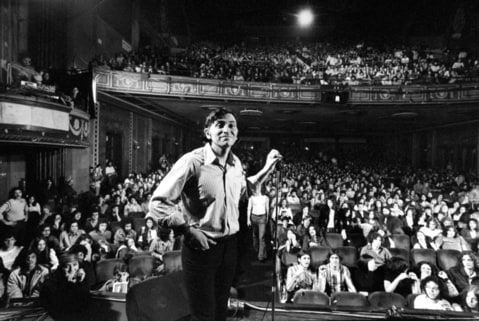 Bill Graham; Fillmore East