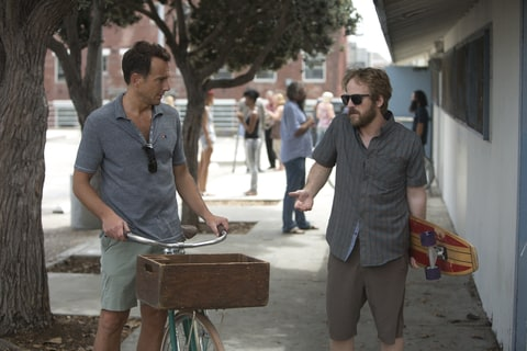 Flaked; Will Arnett