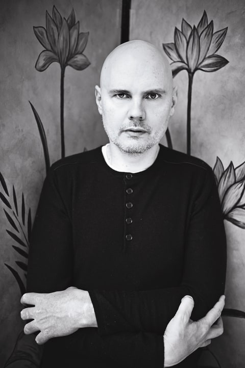 Billy Corgan; Smashing Pumpkins; album tour; Smashing Pumpkins tour