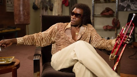 Don Cheadle; Miles Davis; Sony