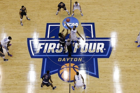 First Four; Big 12; NCAA Men's Basketball