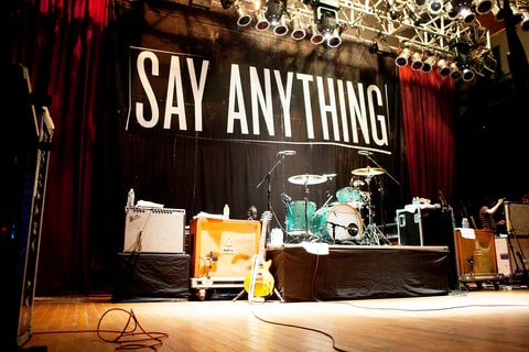 Say Anything; Max Bemis; Feature
