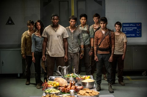 Maze Runner; Scorch Trials; YA Death