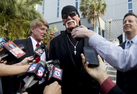 Hulk Hogan; Gawker