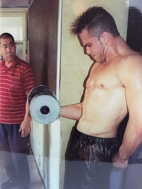 Teddy Hart; Weed-Dealing; Cat-Breeding; Wrestler