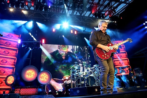 RUSH; Alex Lifeson