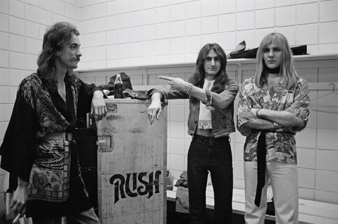 Rush; 1976; Alex Lifeson